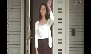 JAV japanese milf blackmailed together with drilled together with ganged oft-times part 3