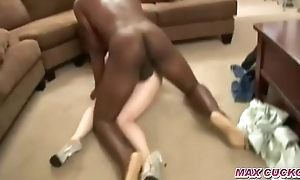 Become man immutable drilled unconnected in dark-skinned man