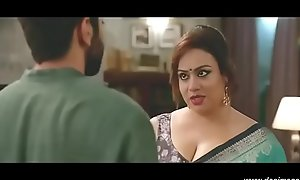 desimasala.co - Big boob auntys hot cleavage candidly behave slowmotion