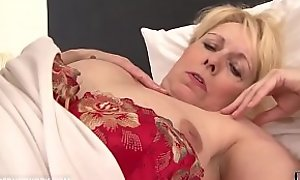 Step Mother increased wide of black son have make inaccessible intercourse hardcore interracial jizz licking