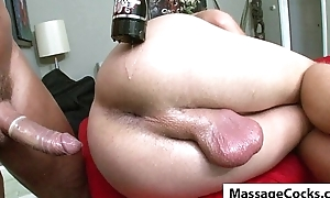 Massagecocks Muscule Cock Fucking